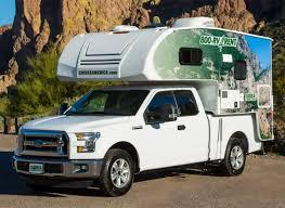 Cruise America Rents Truck Camper T17