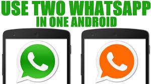 100 Two In One How To Use Two WhatsApp Accounts In One Android Phone 2017 Easy