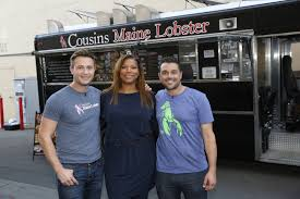 100 Shark Tank Food Truck Press Kit Cousins Maine Lobster