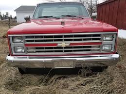 100 1986 Chevy Trucks For Sale Gasoline Chevrolet Silverado Pickup Used Cars On