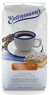 Entenmanns Cinnamon Crumb Cake Flavored Ground Coffee 10 Oz