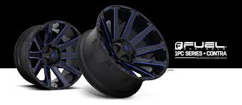 100 20 Inch Truck Rims Fuel OffRoad Wheels