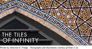 saudi aramco world the tiles of infinity