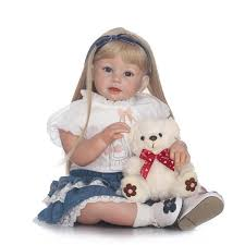 Details About Lifelike Reborn Baby Girl Boy Doll Handmade Silicone Newborn Baby Toy W Clothes