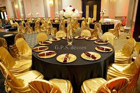 Collections Of Gold Wedding Theme Ideas