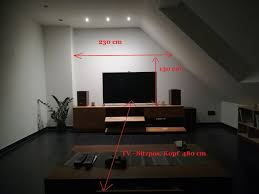 beamer fürs wohnzimmer dachschräge kaufberatung