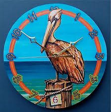 Handmade Home Decor Clocks