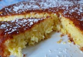 dessert ananas noix de coco gâteau ananas coco cvouslechef le