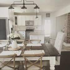 Rustic Farmhouse Dining Room Furniture And Decor Ideas 41