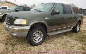 100 King Ranch Trucks For Sale 2001 D F150 Pickup Truck Item I9445 SOLD