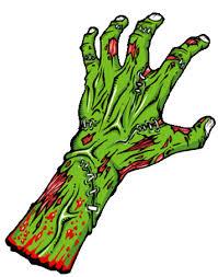 Zombie Hand Pumpkin Stencil Free by Zombie Hand Clipart 24