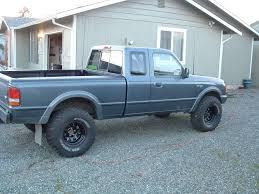 4 Inch Lift With 31x10.50 - The Ranger Station Forums