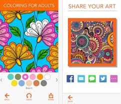 Smartness Design Best Coloring Book App The Adult Apps
