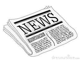 Newspaper Clipart No Background