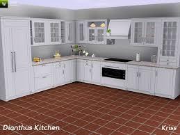 Cool Sims 3 Kitchen Ideas by Kriss U0027 Dianthus Kitchen