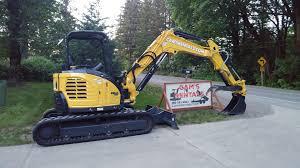 Mini Excavator Rental, Dump Trailer Rental - Cam's Rentals ...