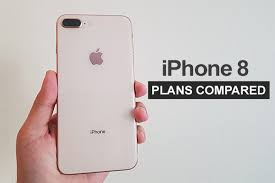 pared iPhone 8 telco plans in Malaysia