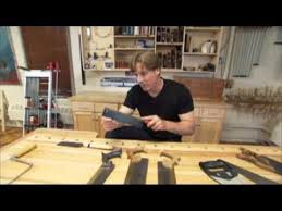 this week on rough cut woodworking with tommy mac host tommy