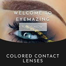 Prescription Halloween Contacts Ireland by Eyemazing U0027s Colored Contact Lenses Home Facebook