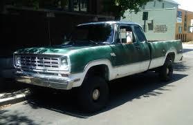 100 1975 Dodge Truck Curbside Classic Power Wagon A SortOf Civilized