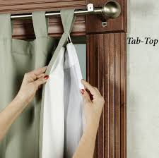 Blackout Curtain Liners Walmart by Home Decoration Best Tab Top Blackout Curtain Liner Ideas Best