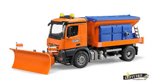 Bruder :: Commercial :: Bworld :: MB Arocs Snow Plow Truck - La ... Garbage Truck Videos For Children L Kids Bruder Garbage Truck To The Buy Man Tgs Side Loading Online Toys Australia Children Recycling 4143 Trucks Crush More Stuff Cars 116 Tank At Toy Universe Scania Rseries Orange 03560 Play Room For Bruder Lego 60118 Fast Lane Mack Granite Unboxing And Commercial Bworld Mb Arocs Snow Plow La City Introduces New Garbage Trucks Trashosaurus Rex And Mommy 3561 Redgreen Amazoncouk Recycling With Trash Recepticle Can Lightly