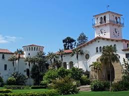 Santa Barbara County Courthouse Mural Room by Santa Barbara Sights And Events Santa Barbara County Courthouse