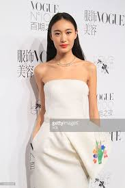 Model Qin Shupei Attends The Vogue NO100 Night At Chien Men 23