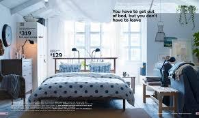 ikea attic bedroom interior design ideas
