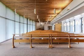 100 Wood Cielings Linear Ceiling Aylesbury Vale Crematorium