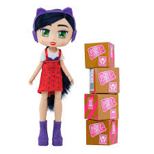 Boxy Girls 20cm Fashion Doll Riley The Entertainer