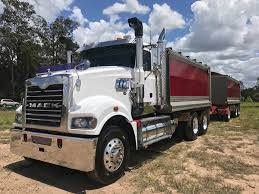 100 Penske Truck For Sale 2013 Used Mack TRIDENT 6x4 At Power Systems Brisbane Serving