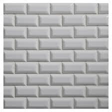 Dimensional Mosaic Tile Ceramics