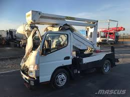 100 Damaged Trucks For Sale Mitsubishi FUSO CANTER PALFINGER P160A ACCIDENTEDAMAGEDUN_other