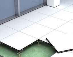 calcium sulphate raised floor tiles