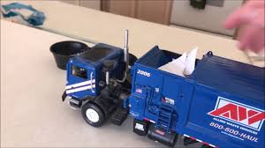100 First Gear Garbage Truck Allied Waste Services ASL 4 YouTube