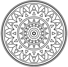 Bunch Ideas Of Printable Easy Celtic Mandala Coloring Pages In Free Download
