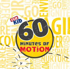 CLIF Kid 60 Minutes Of Motion Download These Activity Cards To Incorporate Your Daily Routine