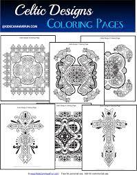 Celtic Designs Coloring Pages Kidscanhavefun DesignsQuilt BlocksColoring