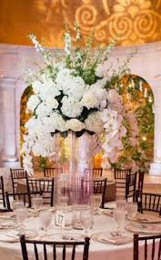 Elegant Wedding Centerpiece Idea Photo Archetype Studio