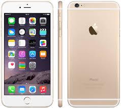 Apple iPhone 6 32GB Smartphone Unlocked GSM Gold Good