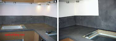 enduit carrelage cuisine beton pour plan de travail cuisine plan de travail en bois verre