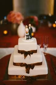 Bride Groom and fur babies wedding cake topper Image Cavanagh