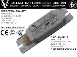 fluorescent lighting fluorescent lights ballast replacement chart