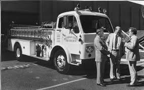 100 First Fire Truck PCC Truck 1982 The Bridge