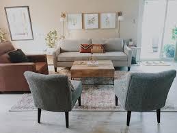 West Elm Paidge Sofa by Living Room Refresh U2013 La Vie De Brie