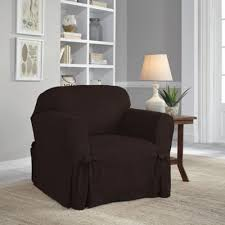 Bed Bath And Beyond Sure Fit Slipcovers by Buy Suede Slipcovers From Bed Bath U0026 Beyond