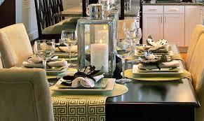 Modern Table Setting Ideas