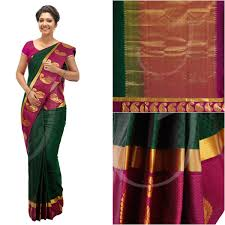 Tissue OffWhite Colour Kerala Saree TKS292 Indian Saree Looks