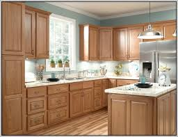 kitchen paint colors light brown cabinets painting 28701